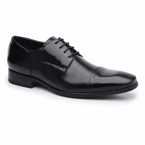 Sapato Em Couro Democrata Kashmir 087101