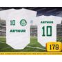 Body Palmeiras Verdão Temos Camiseta Infiantil
