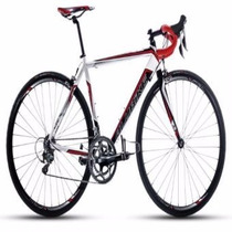 Bicicleta Alubike Citroen Team