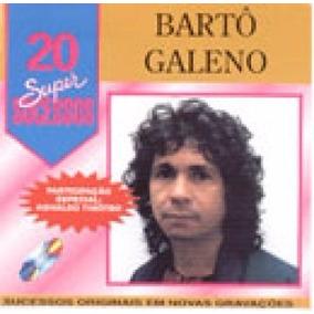 Cd Barto Galeno 20 Super Sucessos - Romantico