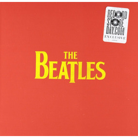 Beatles - Singles Box Set (4 Vinilos 7