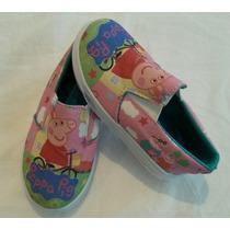 Zapatos Frozen Peppa Y Princesa Sofía Tallas Pequeñas Bebé
