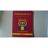 Libro Geografia 5 Primaria Santillana