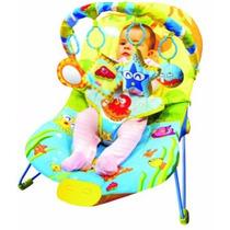 Cadeira De Descanso Musical Vibratória Selva - Dican