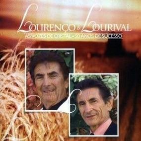 Cd Lourenço & Lourival As Vozes De Cristal
