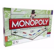 Monopoly El Emocionante Juego De Las Propiedades El Original
