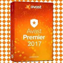 Avast Premier 2017 + Licença Valida Ate 2023