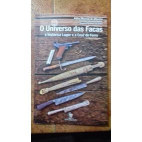 Livro O Universo Das Facas