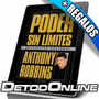 Poder Sin Límites, Anthony Robbins Pdf + Regalos