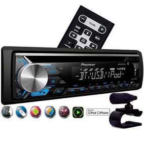Mp3 Player Pioneer Bluetooth Rca Usb Mixtrax Deh 3980bt