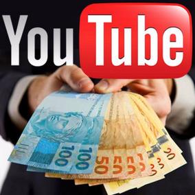 Curso Como Ganhar Dinheiro Com O Youtube