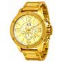 Reloj Armani Exchange Ax1504 Cronógrafo Dorado