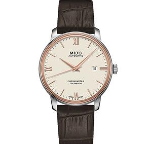 Reloj Mido Baroncelli Ill M027.408.46.268.00 Ghiberti