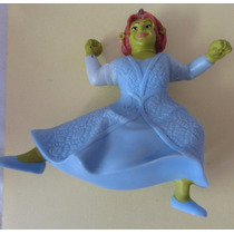 Boneca Fiona Do Filme Shrek - Mc Donalds 2007 - A56