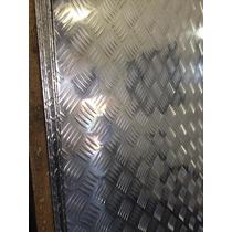 Chapa Aluminio Xadrez (medidas A Combinar)