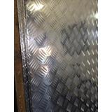 Chapa Aluminio Xadrez (leia O Corpo Do Anuncio)