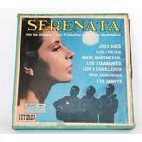Vinil Lp Disco Serenata Set Trios 9 Discos