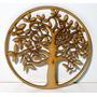 Mandala Fibrofacil Arbol De La Vida U Om 20 Cm X Unidad