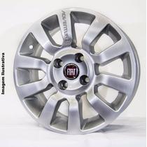Jg Roda Fiat Strada Adventure Aro15 Palio Siena Idea Doblo