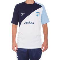 Remera Atletico De Tucuman Algodon 15-16