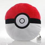 Pokemon Pokeball Almohada 13 Pulgadas Amortiguador De La Fe