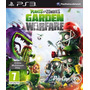 Plants Vs Zombies Ps3 + Pase En Linea .: Finalgames :.