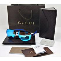 Lentes Gafas De Sol Gucci Gg 2252/s Genuinos Made In Italy