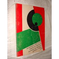 Libro Documentos Sobre La Ley Federal De Educacion Año 1974