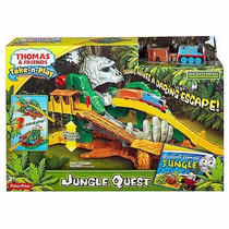 Thomas Y Amigos Pista Jungle Quest Busqueda En La Jungla