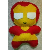 Iron Man, Hecho En Fieltro