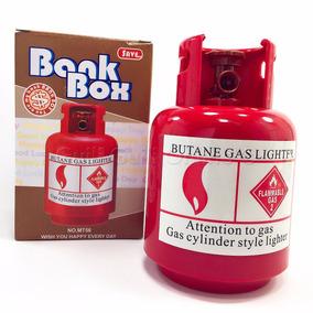 Alcancía Tipo Tanque Gas Escritorio Juguete Adorno Hogar