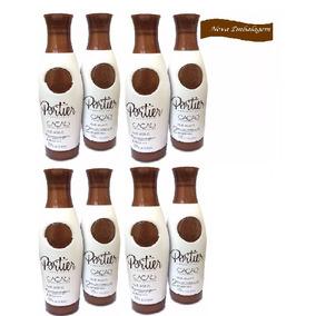 Combo C/ 4 Kits Progressivas Cacao Da Portier Nova Embalagem