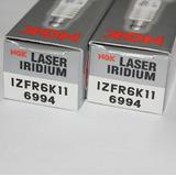 4 Bujias Ngk Láser Iridium Izfr6k-11, Accord, Cr-v, Acura