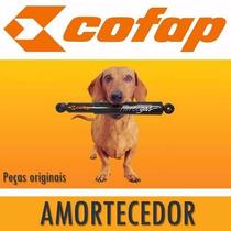 4 Amortecedor Celta 2000 A 2015 Cofap Turbo Gás