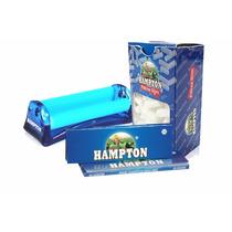 Roladora + Papel Arroz Hampton + Filtros *.-