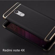Funda Elegante Xiaomi Redmi Note 4x Con Correa Todos Colores