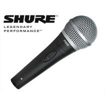 Micrófono Profesional Shure Pg-58,envio Gratis D-jackson