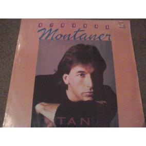 Disco Lp De Ricardo Montaner Tan Enamorado