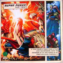 Iron Man / Marvel Comics / Cards Y Mega Tarjetas Showdown