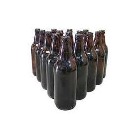 60 Garrafas Caçula Cerveja Artesanal 600ml + Super Brinde