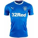 Camisa Glasgow Rangers (escócia) 2016 / 2017 - Frete Grátis