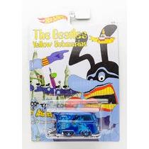 Hot Wheel Kool Kombi The Beatles Yellow Submarine