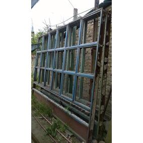 Frente Para Local O Vidriera Vidrio Repartido Cerramiento