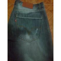 Pantalon Levis Talla 36 Y De Largo 32