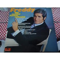 Freddy Lp De 12, De 33 Rpm Wo Meine Sonne Sheint