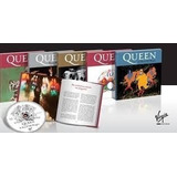 Coleccion Cd Libro Queen. La Banda Inmortal.la Nacion Oferta