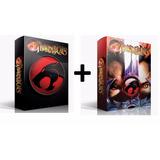 Dvd Thundercats Primeira Temporada Completa Em 2 Box Oferta