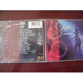 Cd Selena Y Los Dinos En Vivo, Envio Gratis