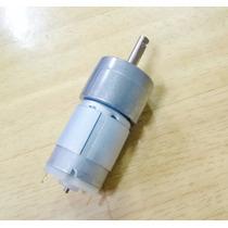 Motor Dc (micro Motor Cc) E Redutor - 69 Rpm(12v)