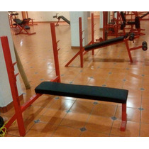 Bench Press Horizontal Olimpico Guerra Fitness Equipment